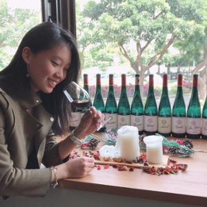 Elaine Lin (Business Development Coordinator at Dixitwine)