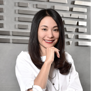 Lisa Kao (GM, IBM Taiwan Corporation)