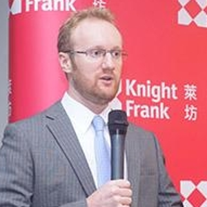 Nicholas Holt (Chairman British Chamber of Commerce in Beijing - Asia-Pacific Research Director at Knight Frank)