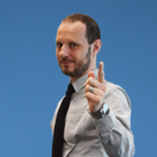 Adam Malster (Senior Teacher, British Council)